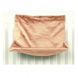 48 cm Hängemulde für Heizkörper in beige