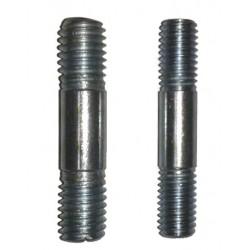 Stehbolzen M8 oder M10, 44 mm Länge, verzinkt