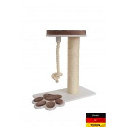 Vollholz Kratzbaum Cats Fun , 68 cm, Made in Germany