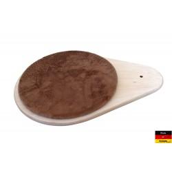 Ohrplatte rund, 40 cm