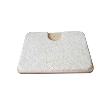 Liegeplatte für Kratzbaum eckig 50 x 40 cm