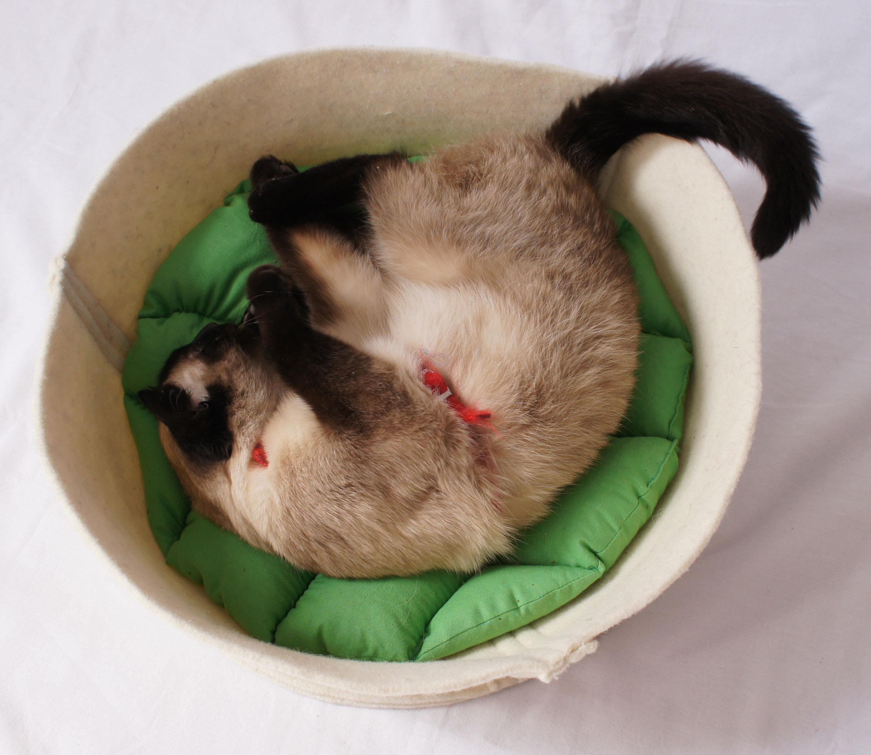 Katzen-Liegekorb von Kiviki