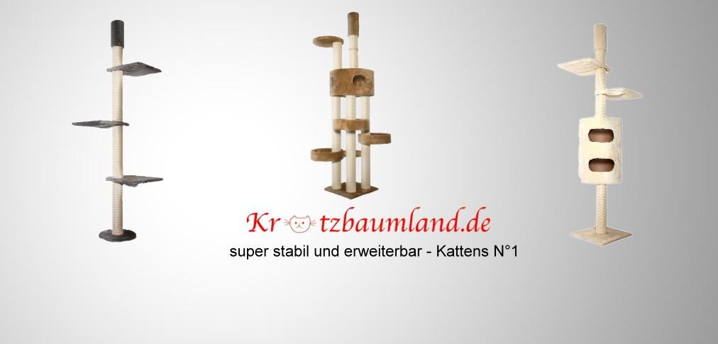 4e728328f796e2 Kratzbaum, Ersatzteile & Sisalstamm online kaufen - kratzbaumland
